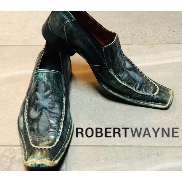 Robert Wayne Other - Robert Wayne Motley Fleur de Lis-Men's shoe